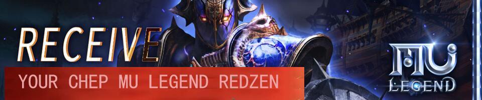 Mu Legend Zen and Redzen