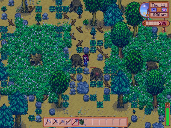 Stardew Valley Will Get Cooperative Multiplayer And New Late Game Content